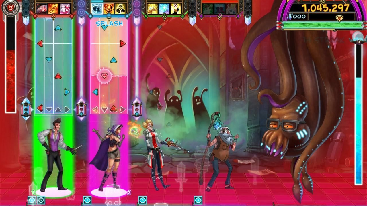 Metronomicon: Slay the Dance Floor (PS4) Review - I Wanna Dance (With Somebody) 3