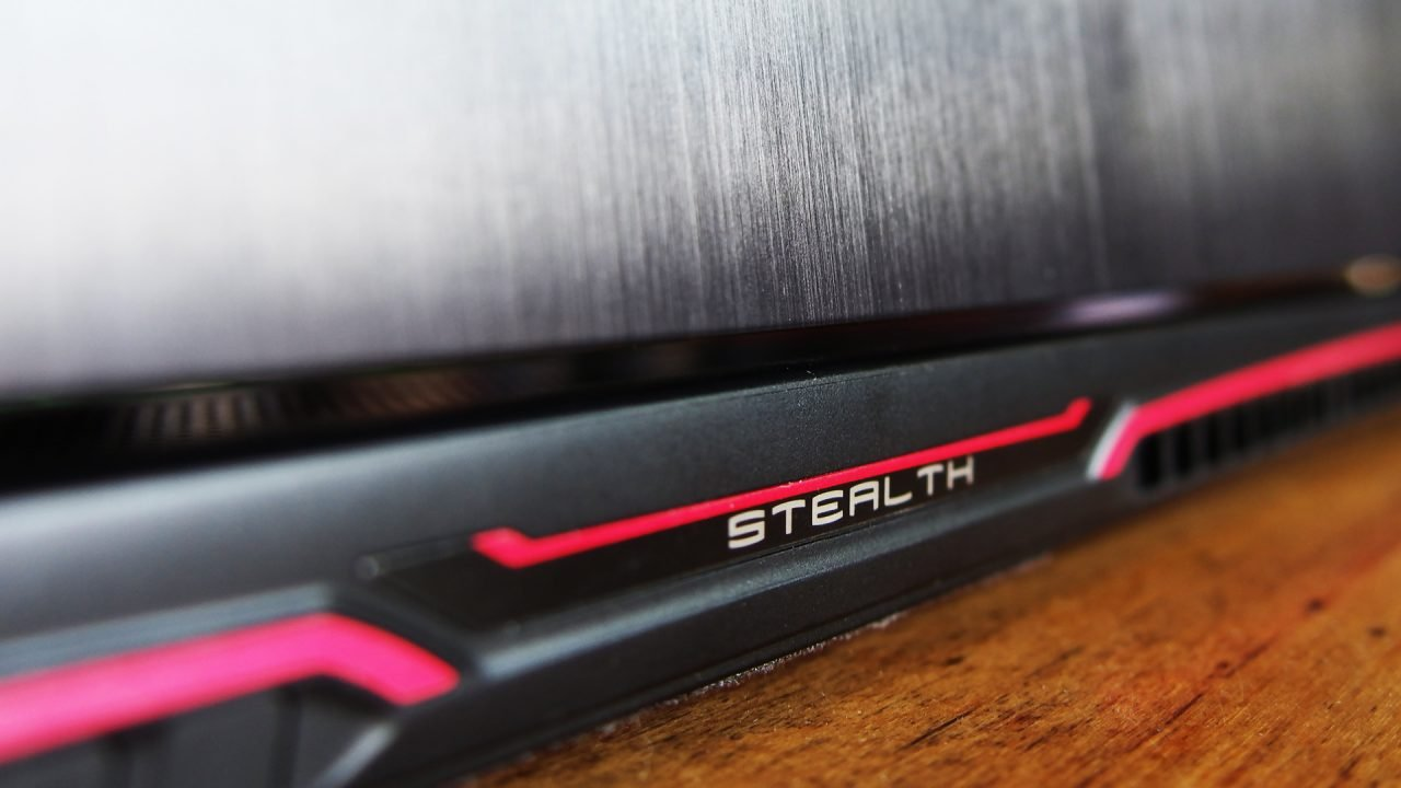 MSI Stealth Pro (Hardware) Review – Powerful Mobile Gaming 5