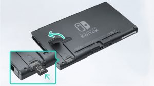 Nintendo Introduces Switch Branded MicroSD Cards