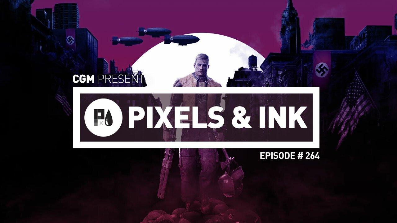Pixels & Ink #264 - It is the Battle of the Cons