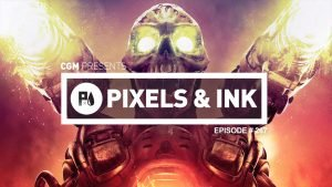 Pixels & Ink Podcast Episode #267: The Most Important Shooters of ALL TIME!
