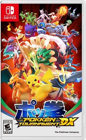 Pokkén Tournament DX (Nintendo Switch) Review - I Bruise You! 1