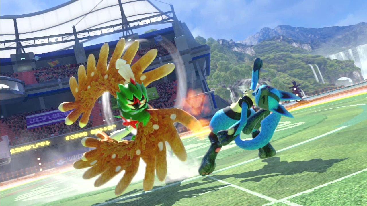 Pokkén Tournament DX (Nintendo Switch) Review 1