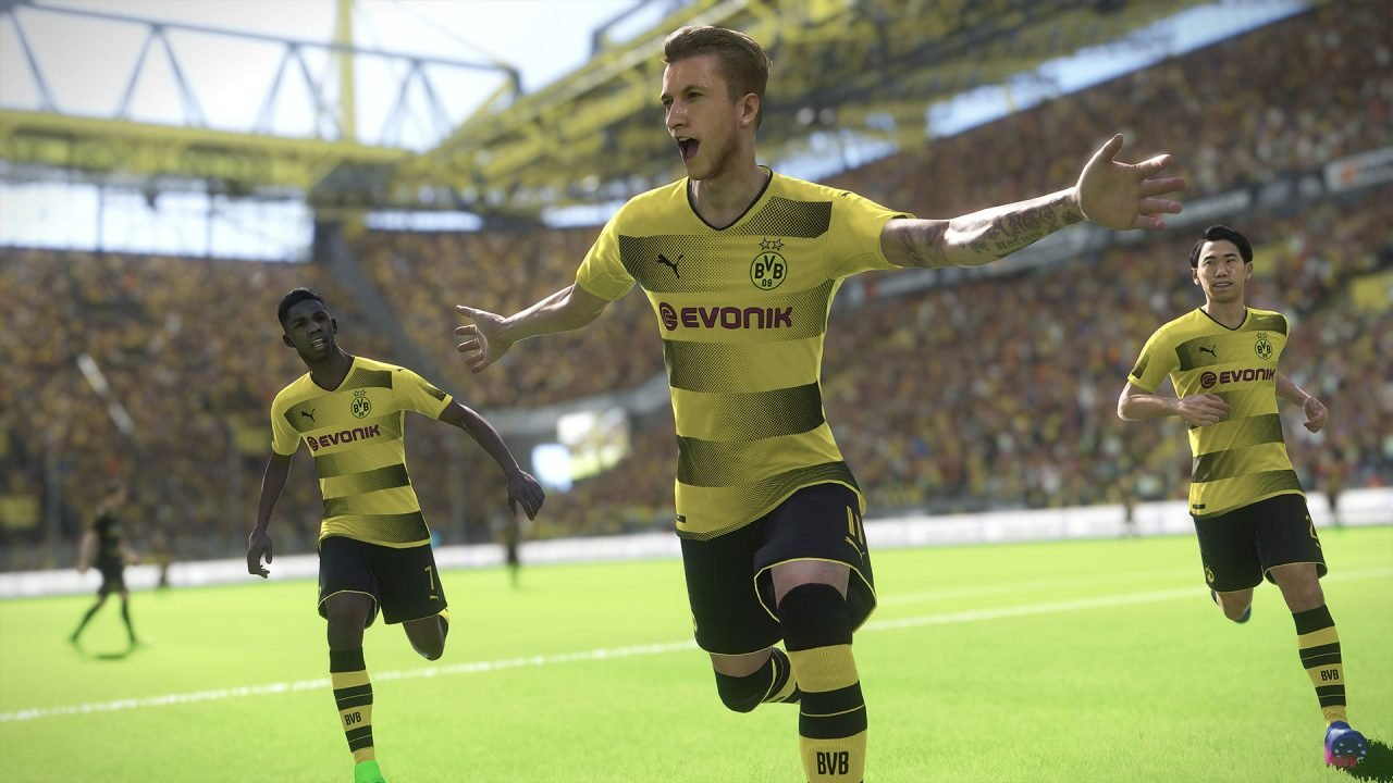 Pro Evolution Soccer 2018 (PS4) Review 2