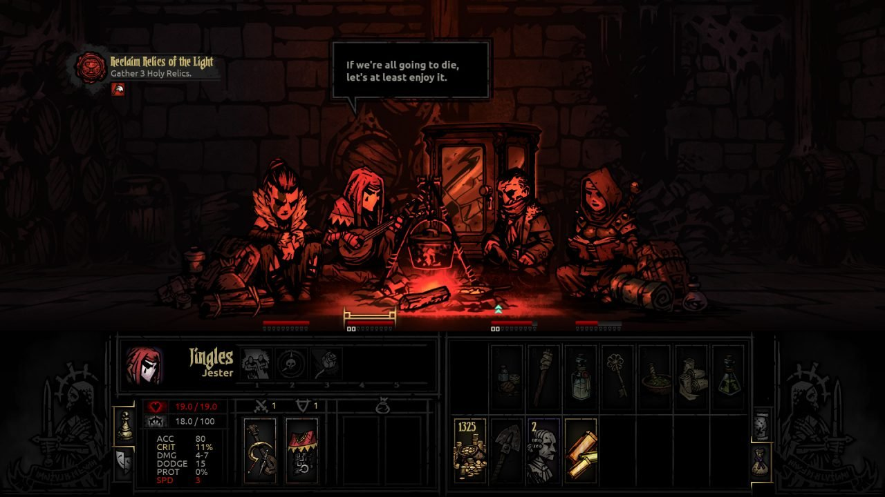 Red Hook Studios Teases Darkest Dungeon on Switch