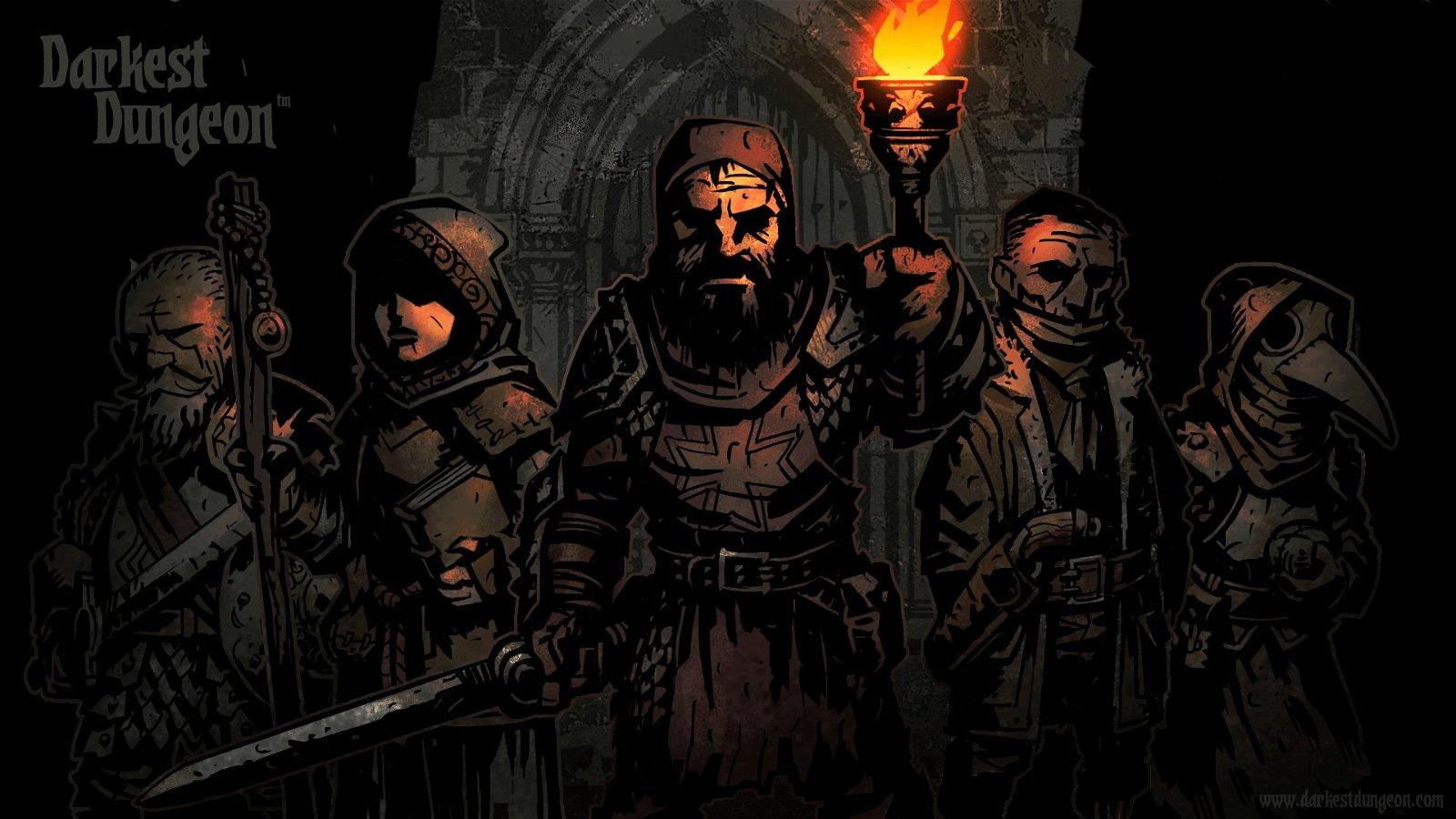 Red Hook Studios Teases Darkest Dungeon on Switch 2