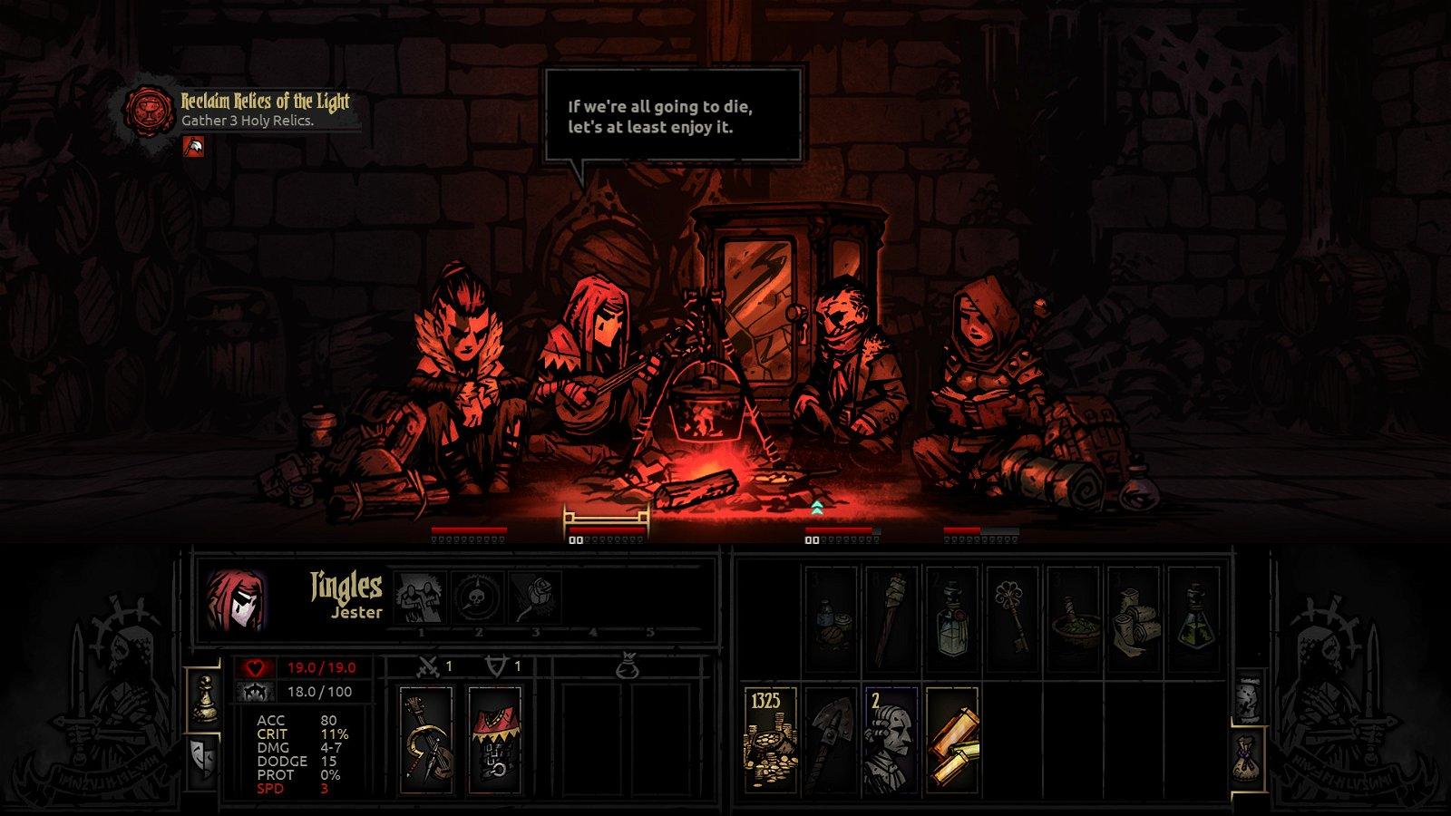 Red Hook Studios Teases Darkest Dungeon On Switch