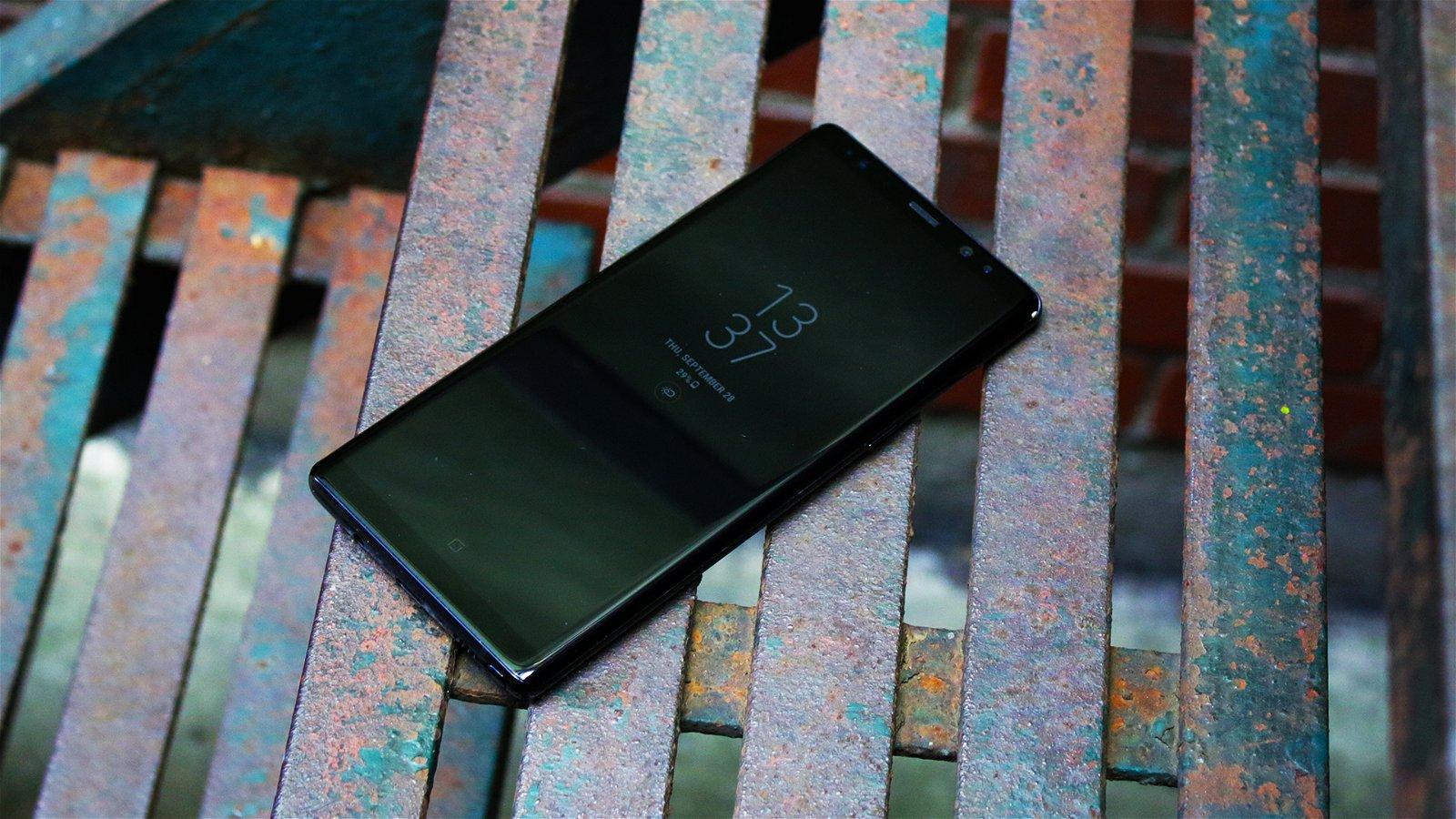 Samsung Galaxy Note 8 (Smartphone) - A Long Awaited Comeback 4
