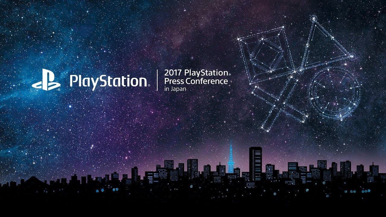 Sony Pre-Tokyo Game Show 2017 Press Conference Run Down