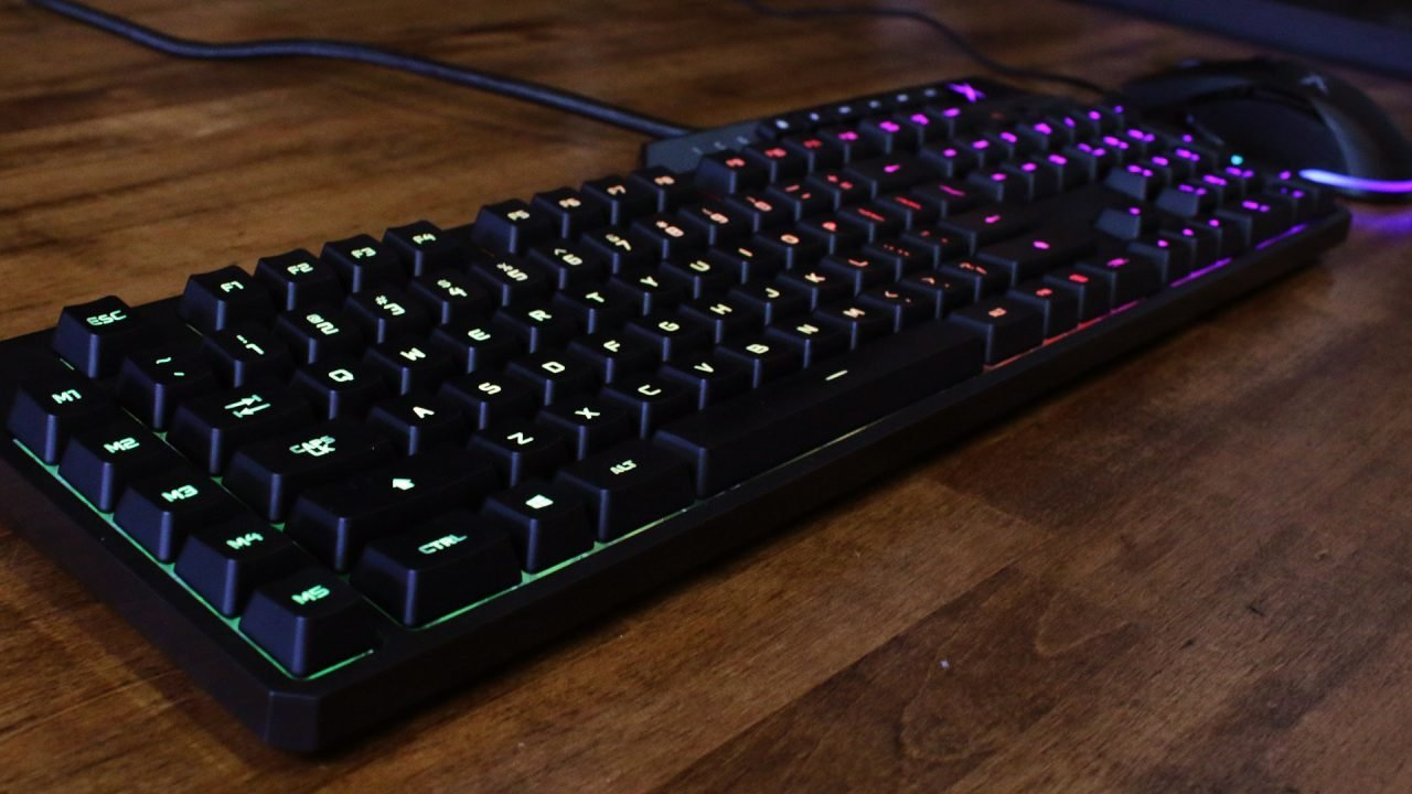 Sound BlasterX Siege M04 and Vanguard K08 (Mouse and Keyboard) Review 1