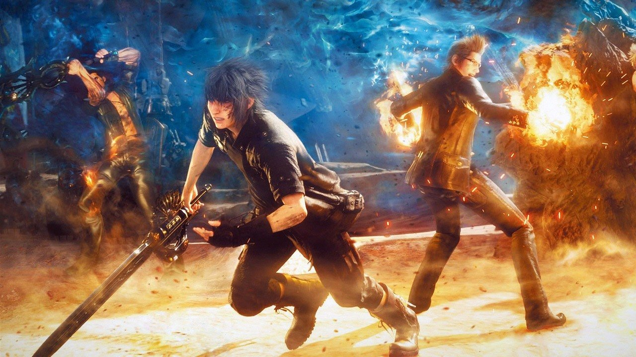 Square Enix Actively Trying To Bring Final Fantasy XV To Nintendo Switch