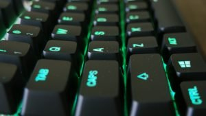 SteelSeries Apex M750 (Mechanical Keyboard) Review 2