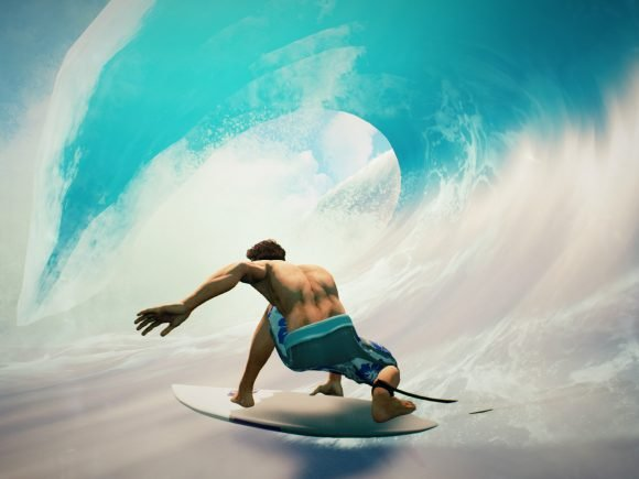 Surf World Series (PlayStation 4) Review - Surf the Rage, Big Kahuna! 2