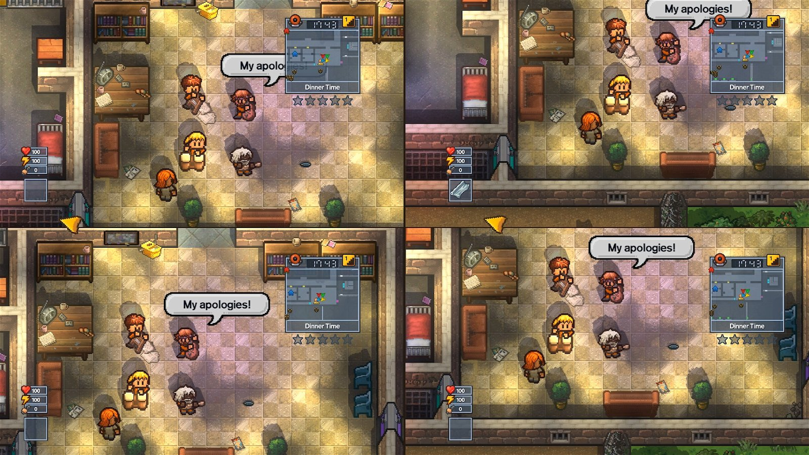 The Escapists 2 (Playstation 4) Review – Prison Hijinks With Friends 2