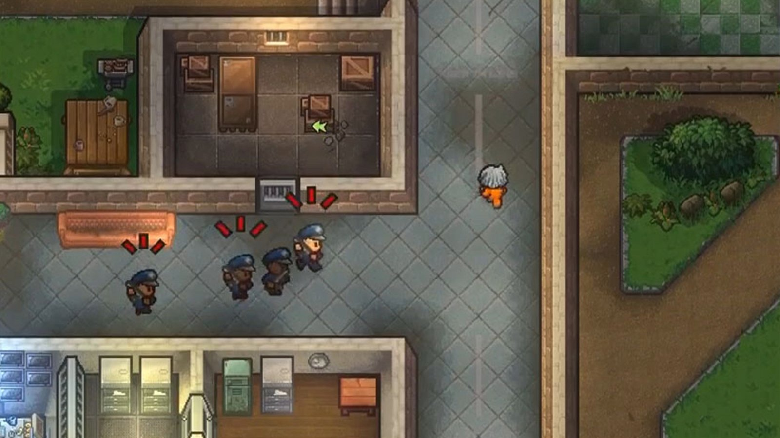 The Escapists 2 (PlayStation 4) Review – Prison Hijinks With Friends 1