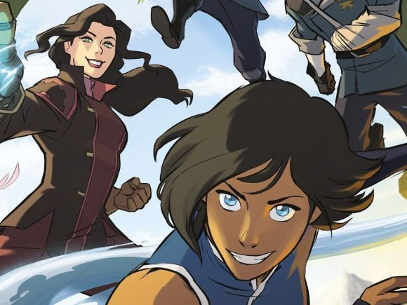 The Legend of Korra: Turf Wars-Part One (Comic) Review 6