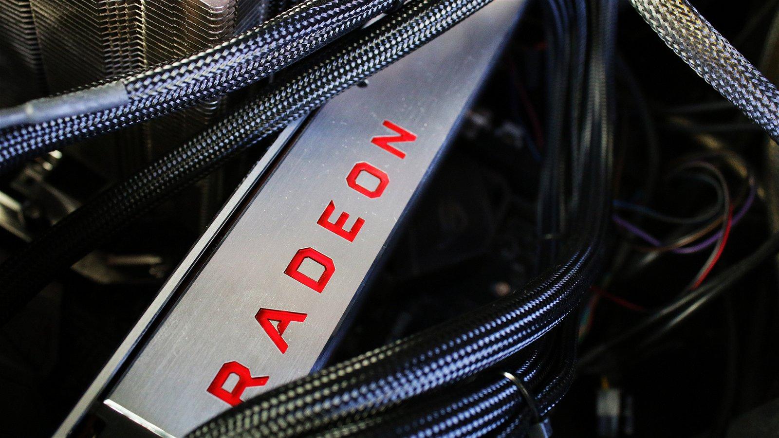 The Radeon RX Vega 64 (GPU) Review 9