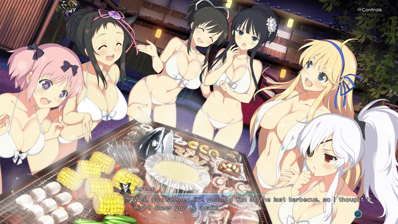 Title: Senran Kagura: Peach Beach Splash (PlayStation 4) Review – Soaking Wet Ninjas 5