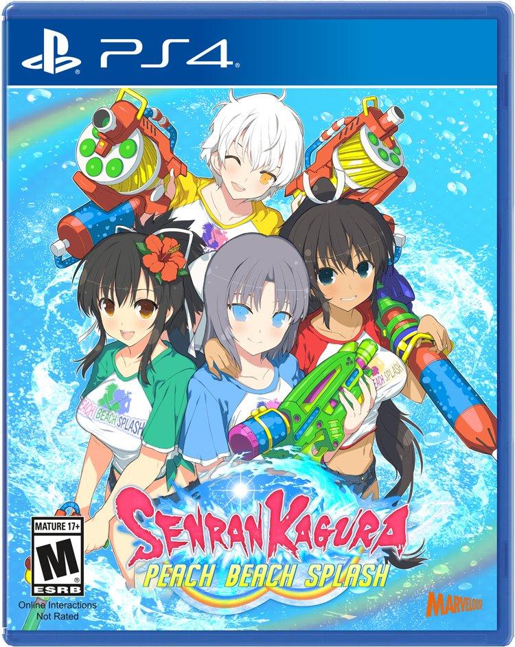 Senran Kagura: Peach Beach Splash (PlayStation 4) Review – Soaking Wet Ninjas 7