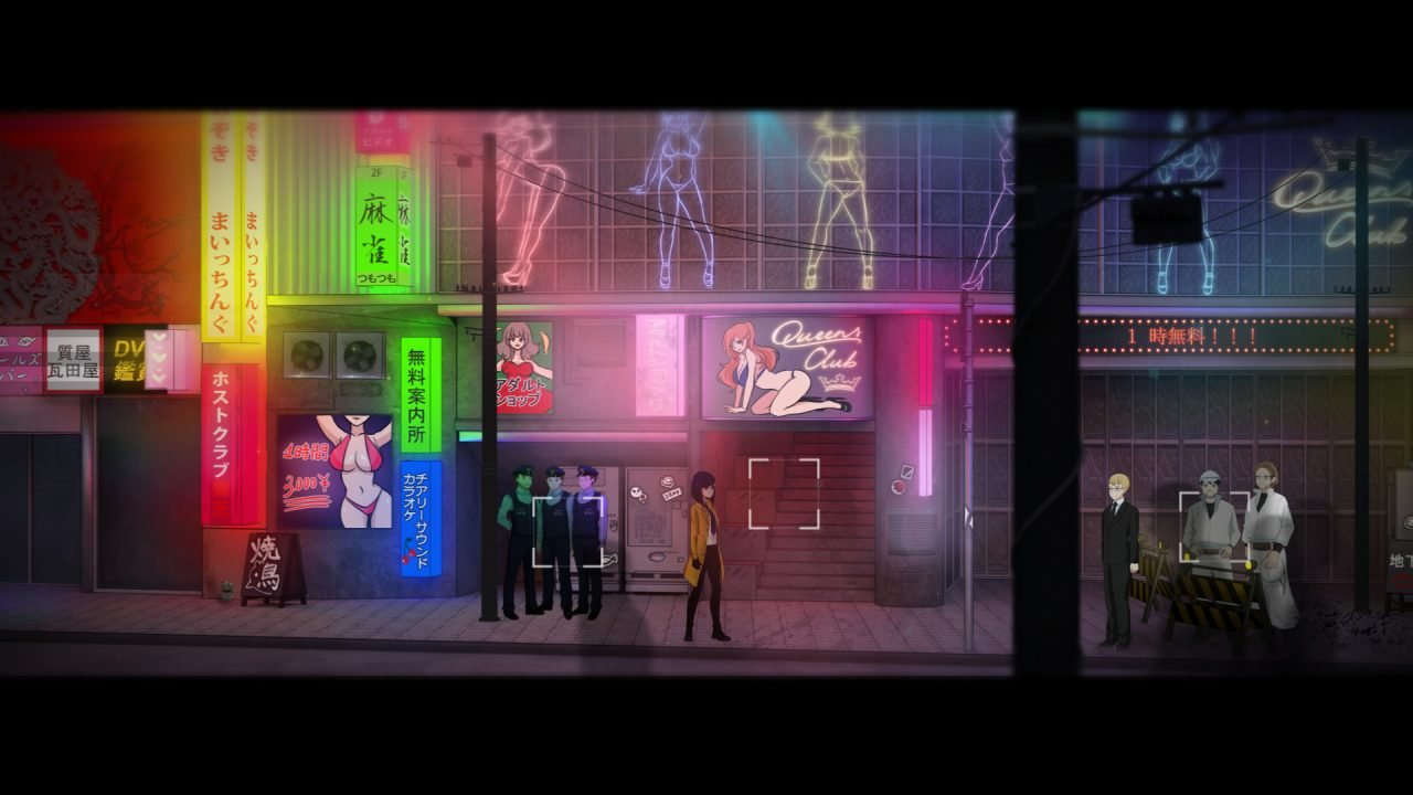 Tokyo Dark (Pc) Review - Your Own Detective Story 3