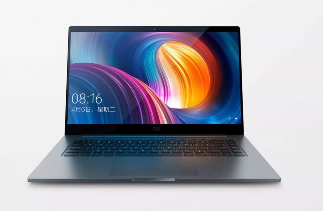 Xiaomi Takes A Bite Out of Apple's Aesthetic With Mi Notebook Pro Laptop 1