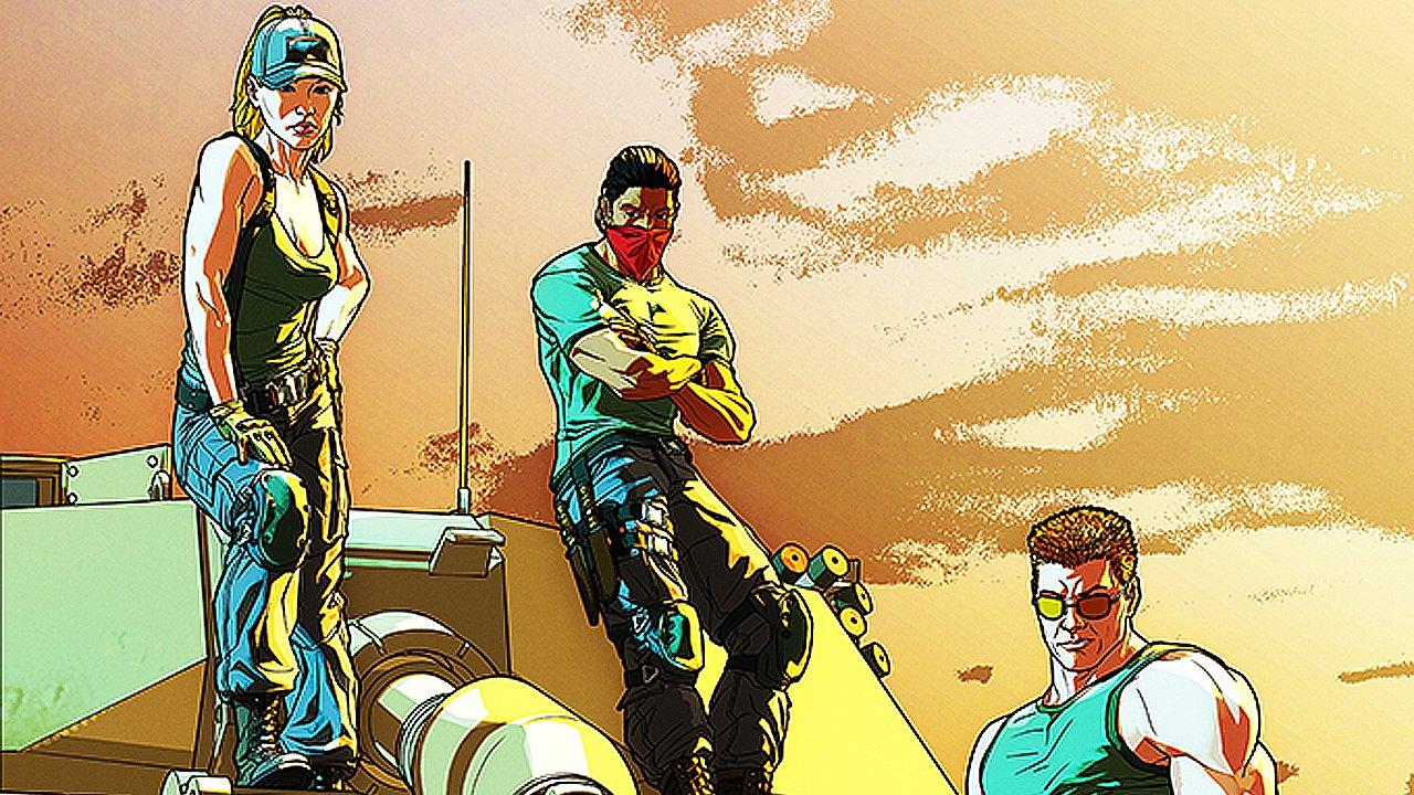 Alt-Hero, Comic Aims To Challenge SJW Contemporaries