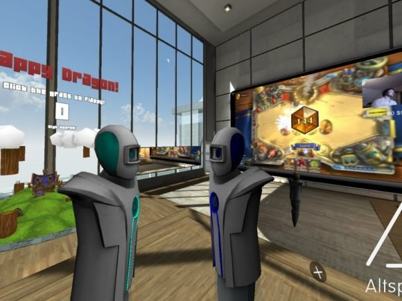 AltspaceVR Saved by Microsoft Purchase
