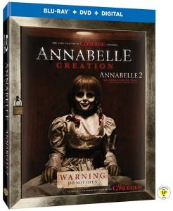 Annabelle: Creation Blu-Ray Giveaway