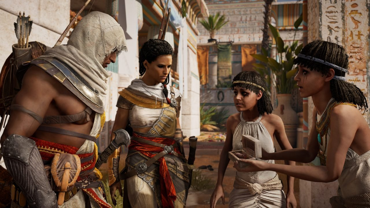 Assassin's Creed Origins Review- Ancient Egypt Brought Back to Life 3