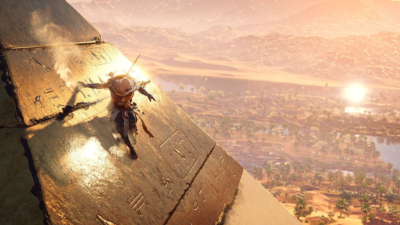 Assassin's Creed Origins Review- Ancient Egypt Brought Back to Life 4