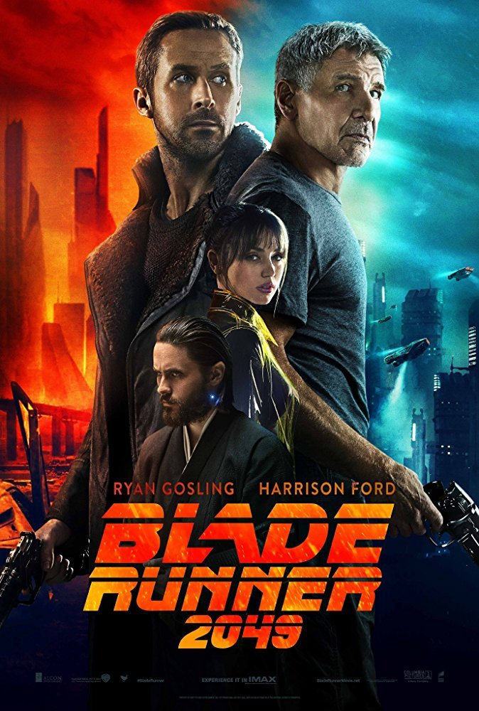 Blade Runner 2049 (2017) Review - Future Noir Nourishment 5