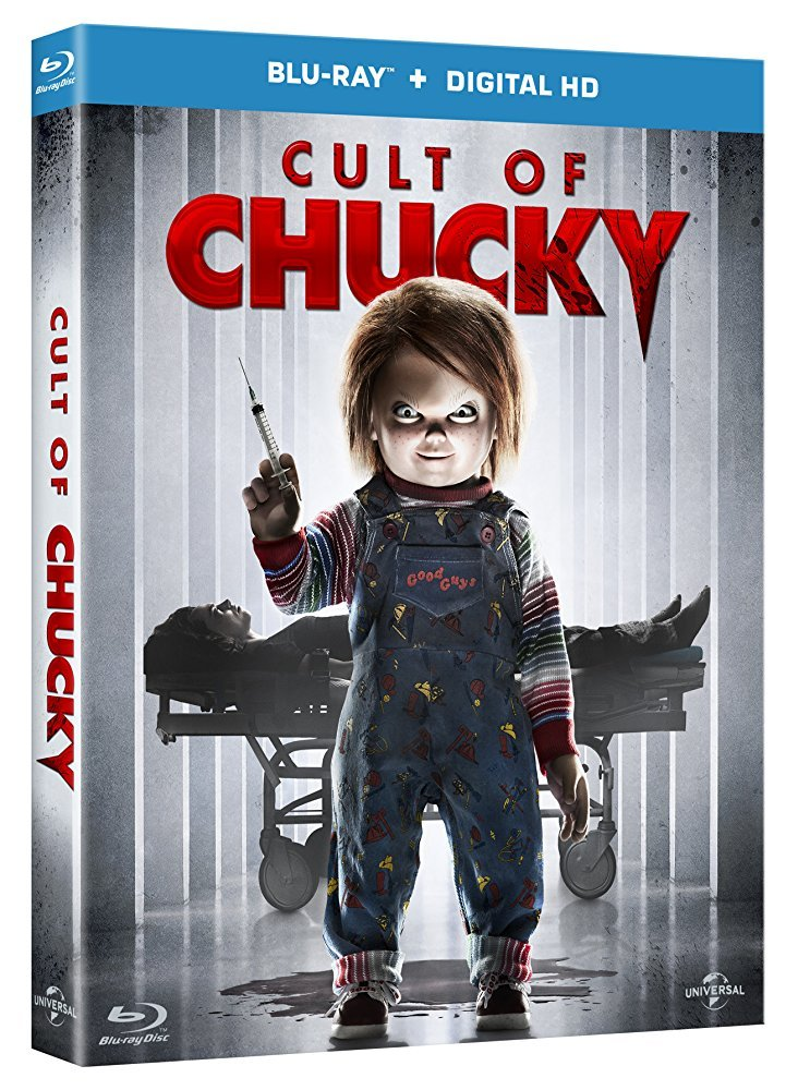 Cult Of Chucky (2017) Review - Chucky is Back and Better than Ever 1