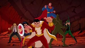 DC Justice League Action: Superpowers Unite! DVD Giveaway