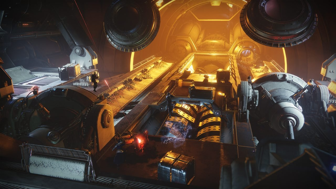 Destiny 2 Feels Right At Home On Pc