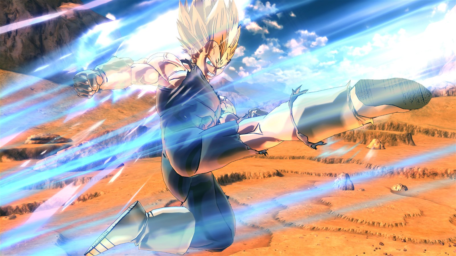 Dragon Ball Xenoverse 2 (Switch) Review - Time Patrollers on the Go 8