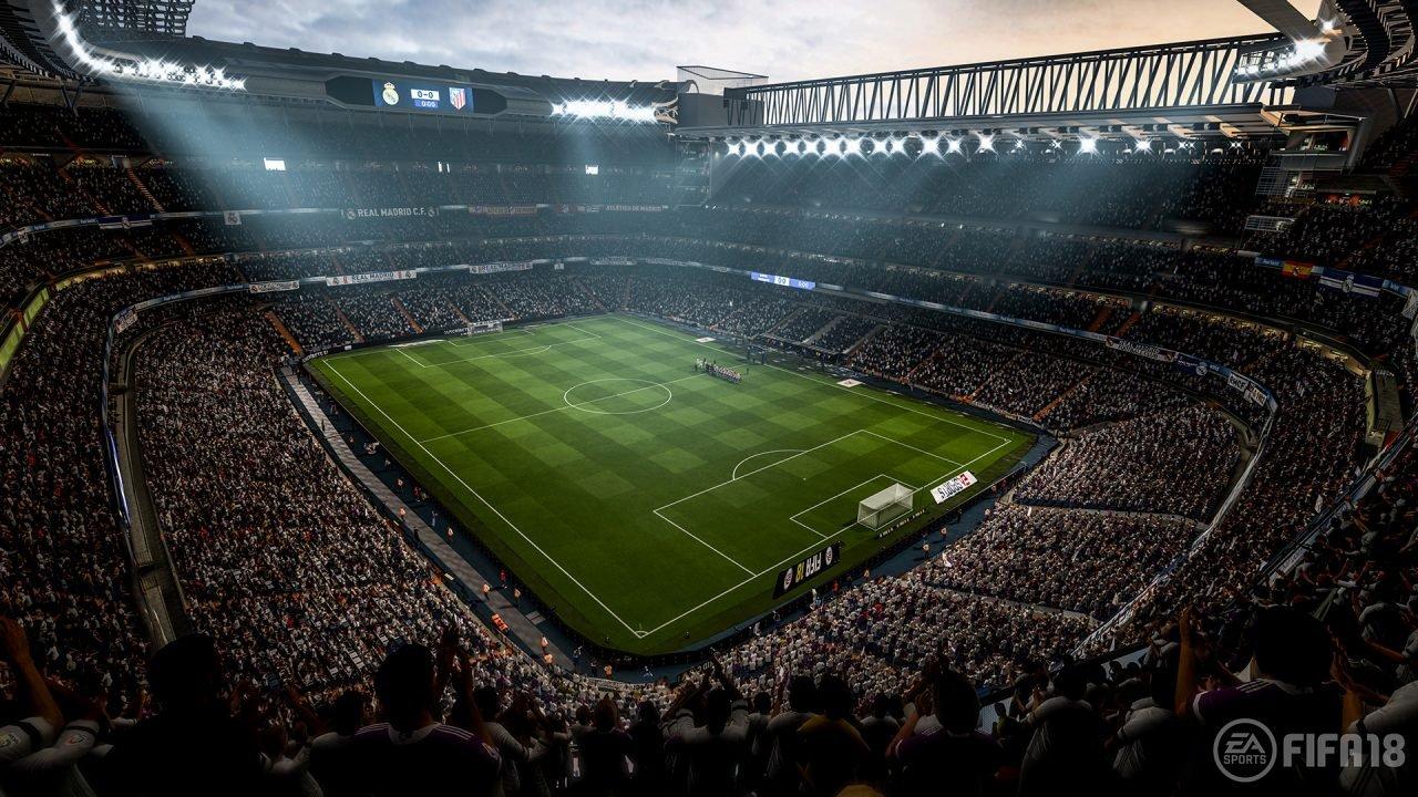 Fifa 18 (Playstation 4) Review 1