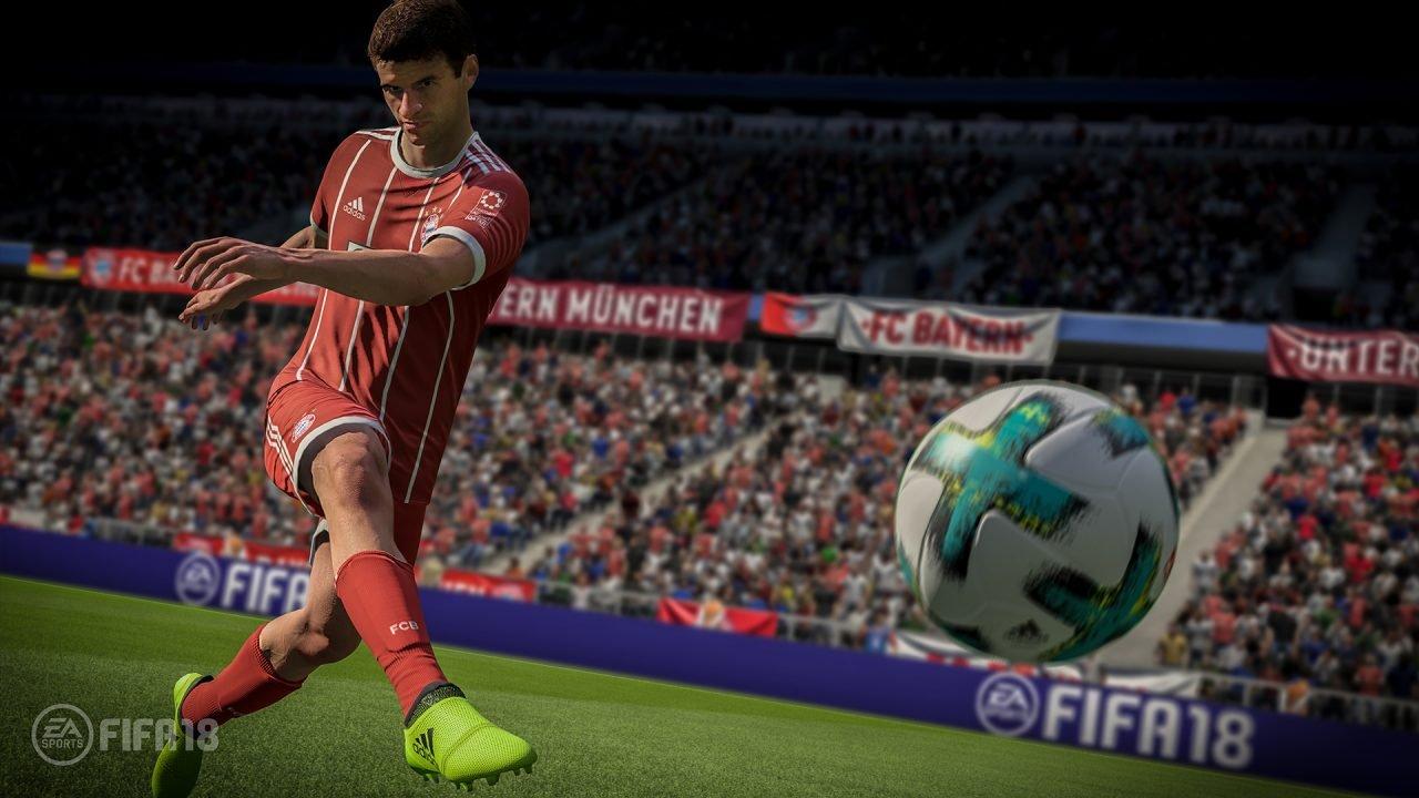 Fifa 18 (Playstation 4) Review 5