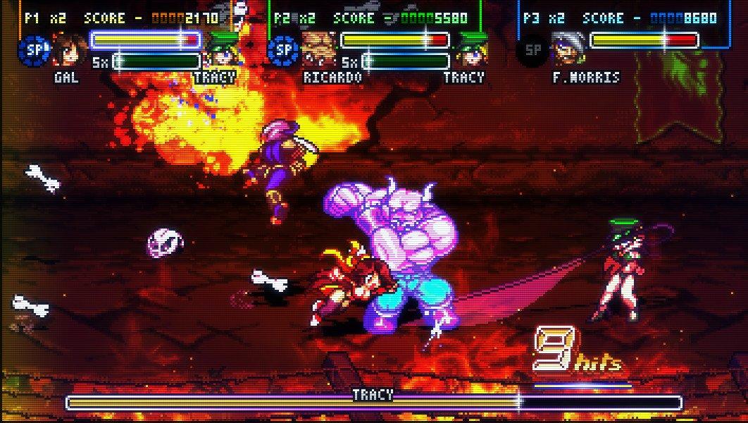 Fight'n Rage (Pc) Review: Mandatory Brawling 5
