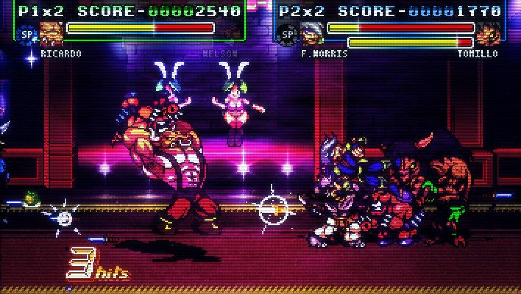 Fight'n Rage (Pc) Review: Mandatory Brawling 6