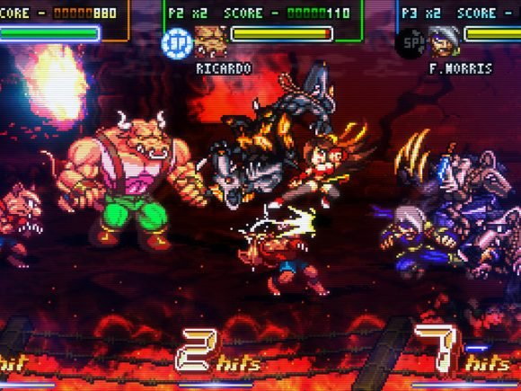 Fight'N Rage (PC) Review: Mandatory Brawling 7
