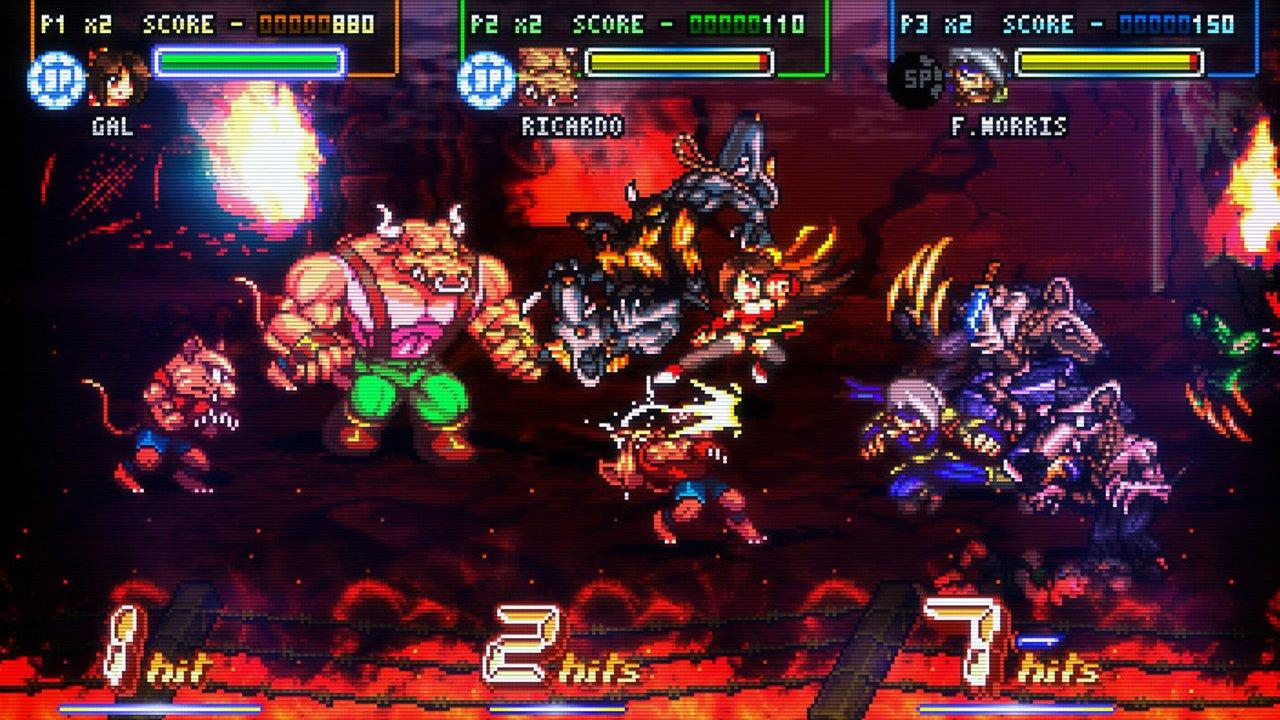 Fight'N Rage (PC) Review: Mandatory Brawling 8