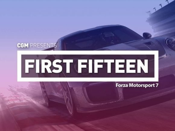 First 15: Forza Motorsport 7 1