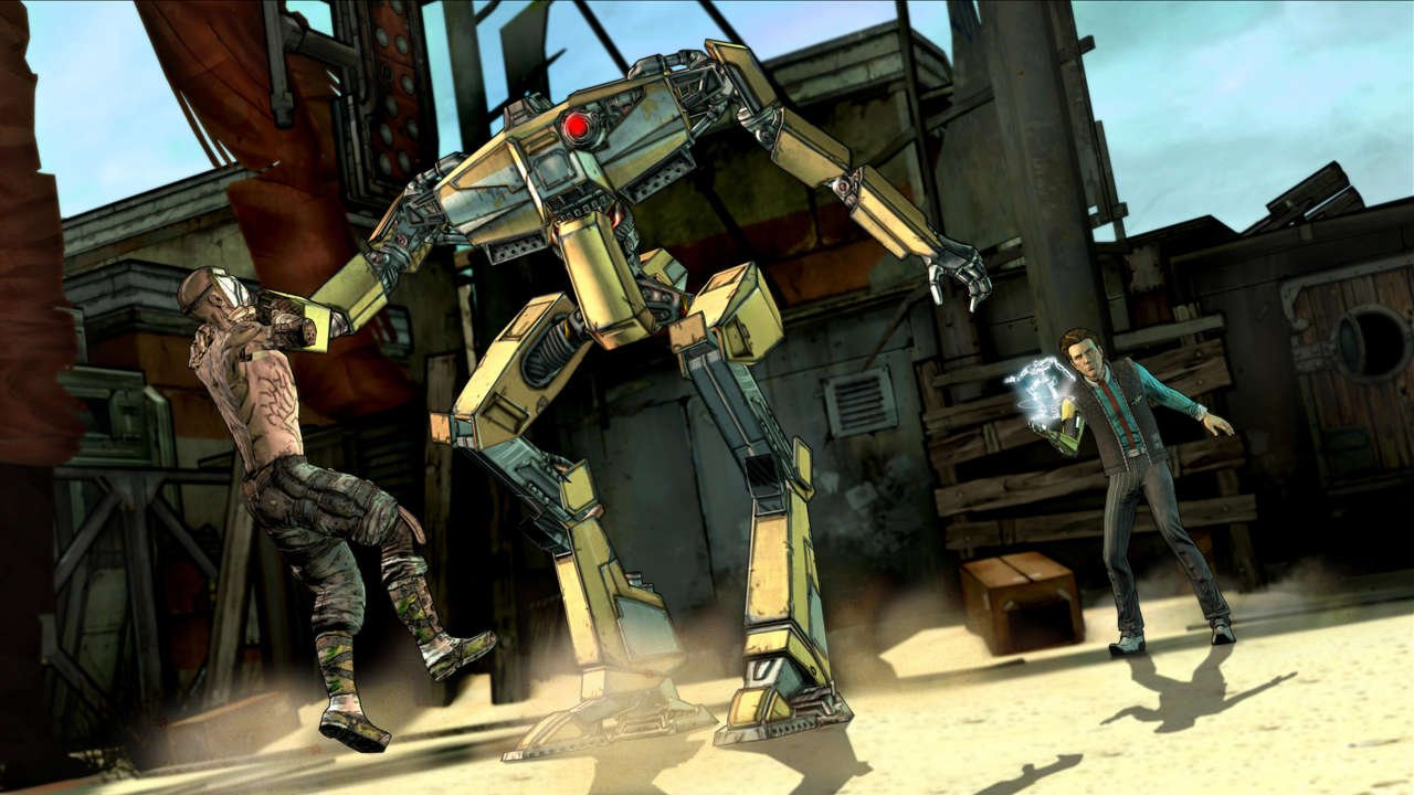 Gearbox Hiring Writing Position Possibly For Borderlands 3