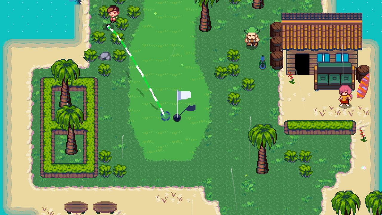 Golf Story (Switch) Review - A Must Play RPG About the World's Most Boring Sport 3