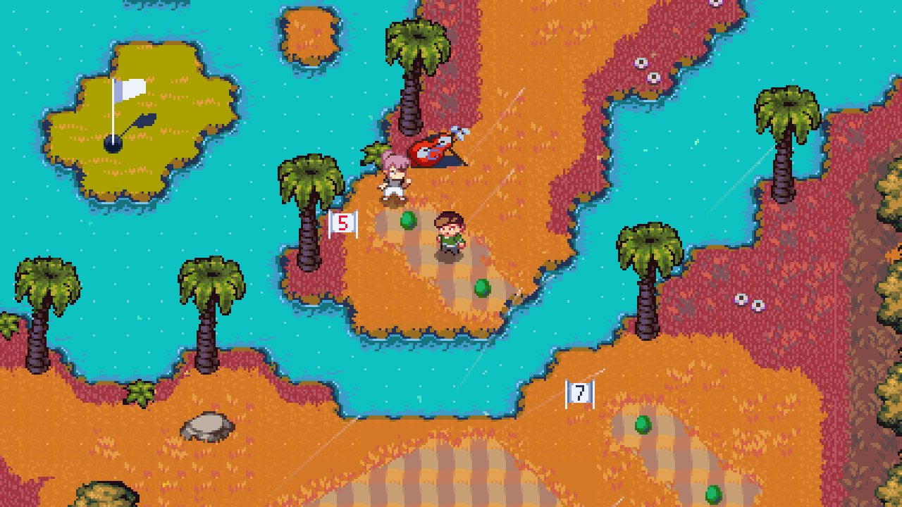 Golf Story (Switch) Review - A Must Play Rpg About The World'S Most Boring Sport 4