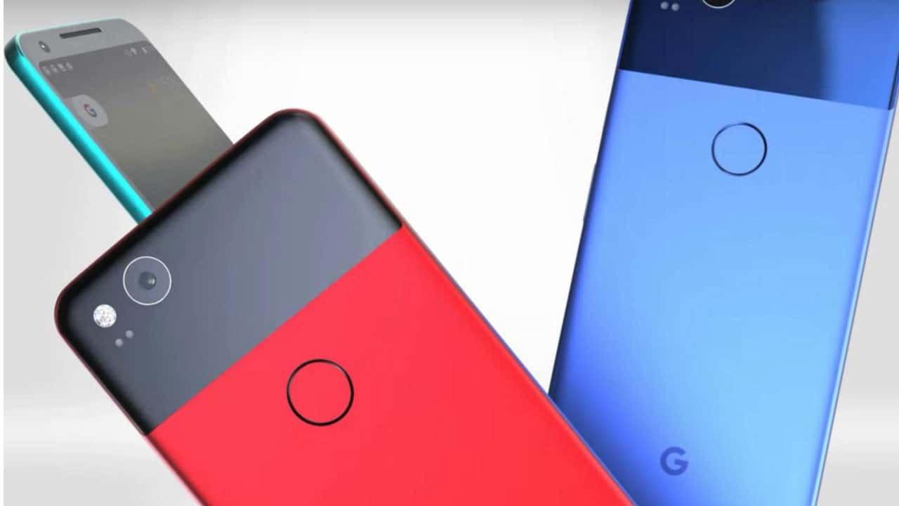 Google Announces the Pixel 2 and Pixel 2 XL