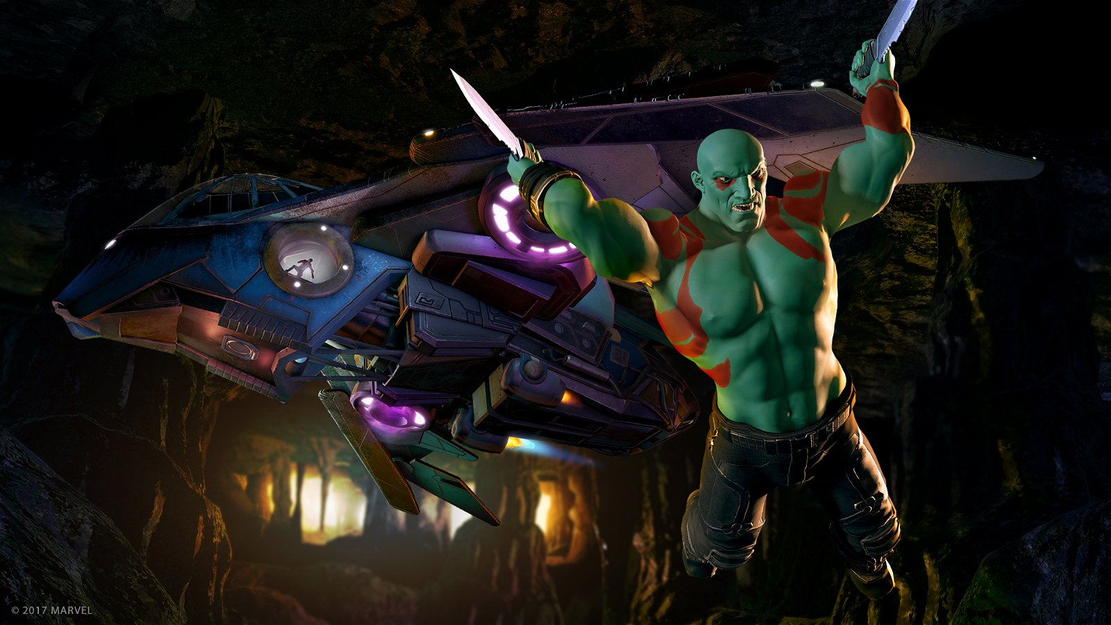 Guardians of the Galaxy: A Telltale Series Episode 4: Who Needs You (PS4)  Review 1