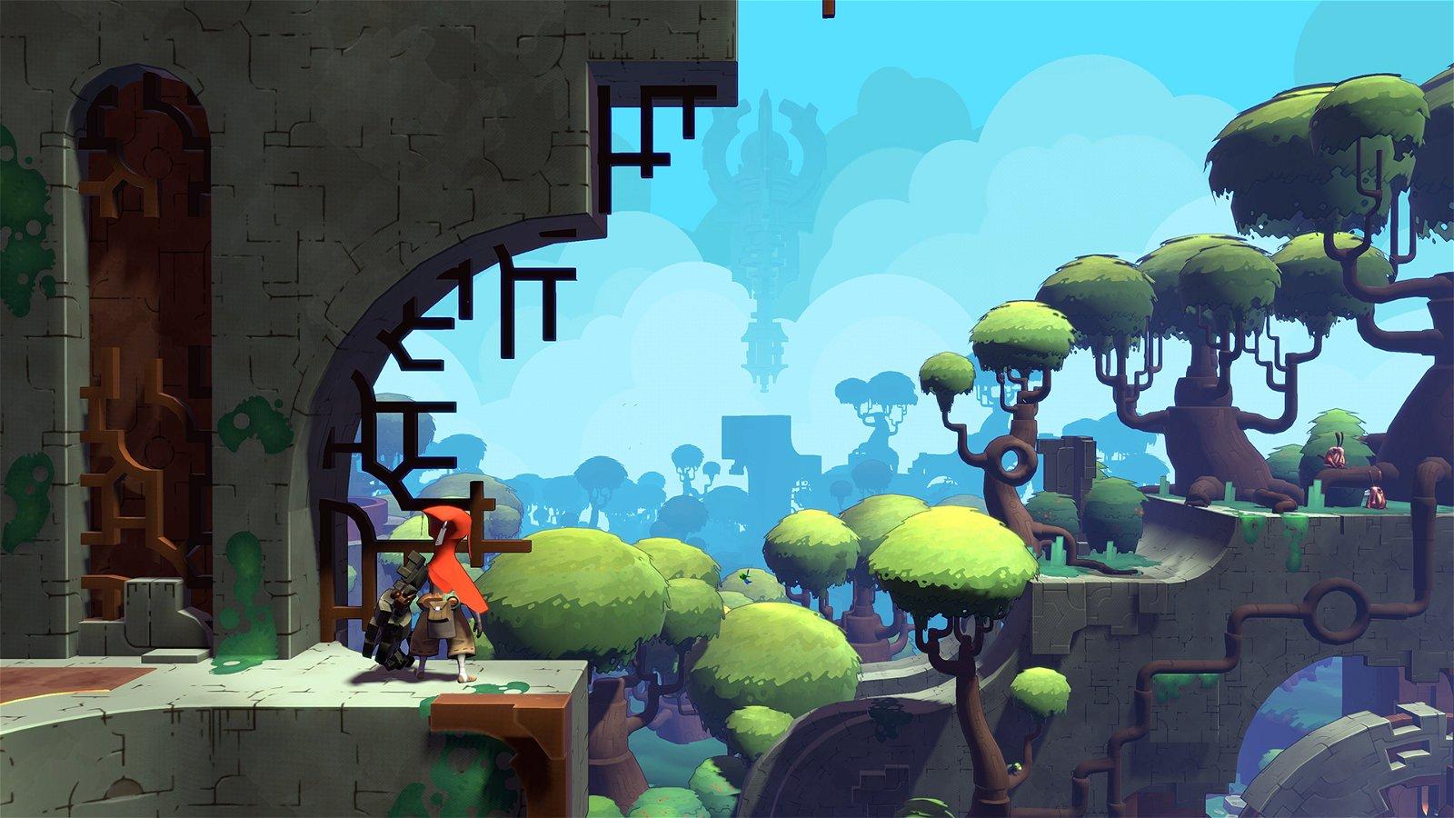 Hob (PC) Review - Beautiful, Boring, Zelda-like 7