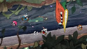 """It Wasn't In Our Vocabulary to Compromise."" - An Interview with Cuphead Artist and Producer Maja Moldenhauer 4"
