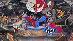 """It Wasn't In Our Vocabulary to Compromise."" - An Interview with Cuphead Artist and Producer Maja Moldenhauer 5"